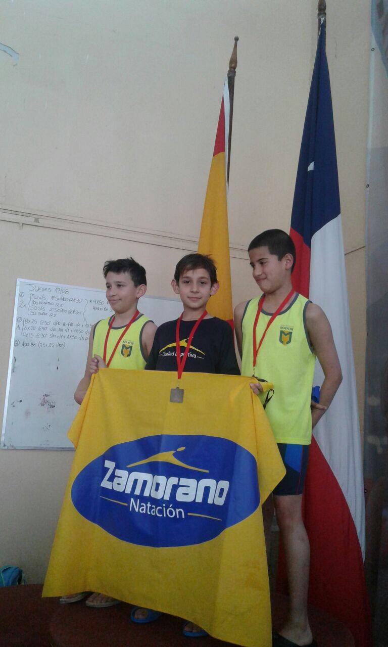 Natación  2017